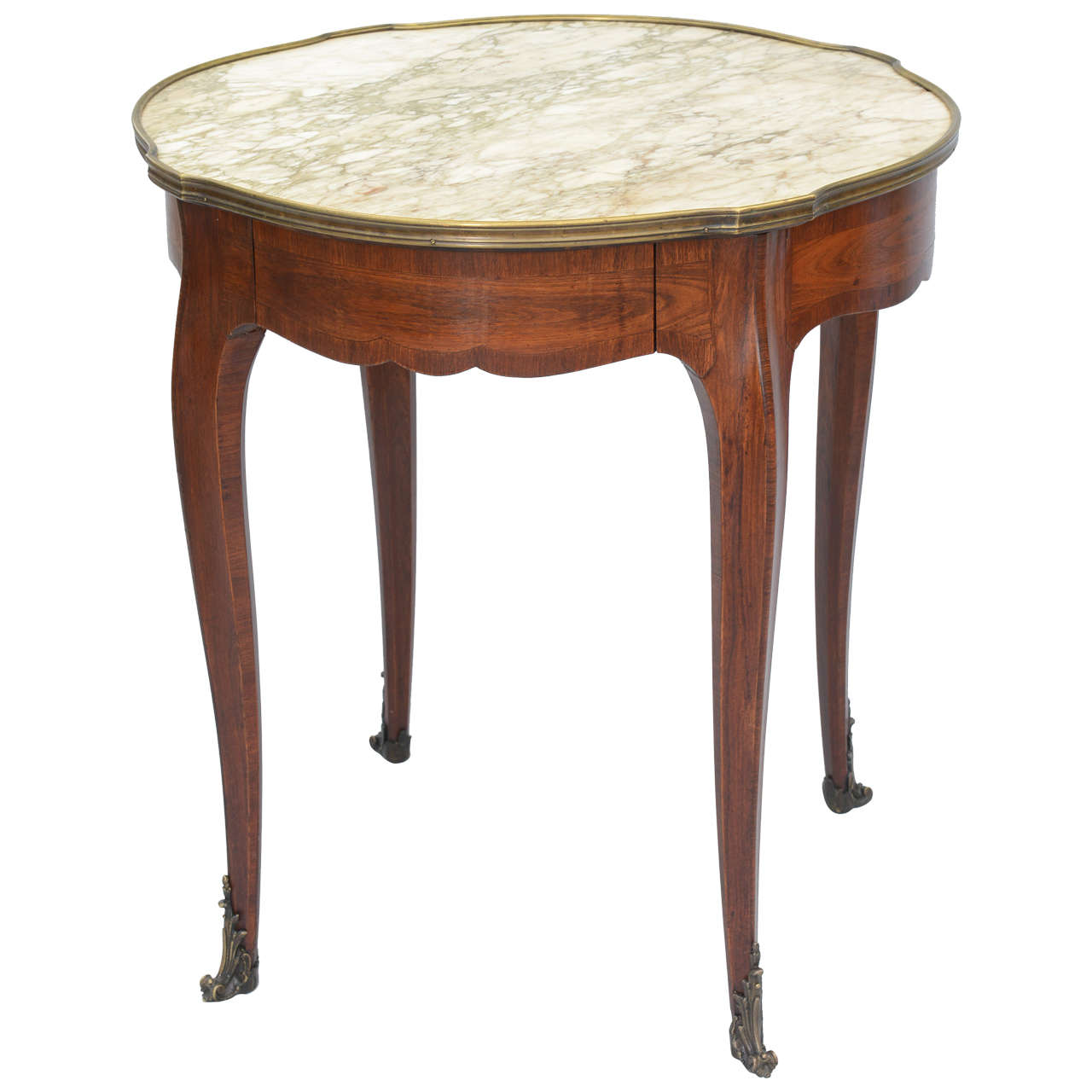 Walnut accent table on antique row west palm beach for Table 52 west palm beach