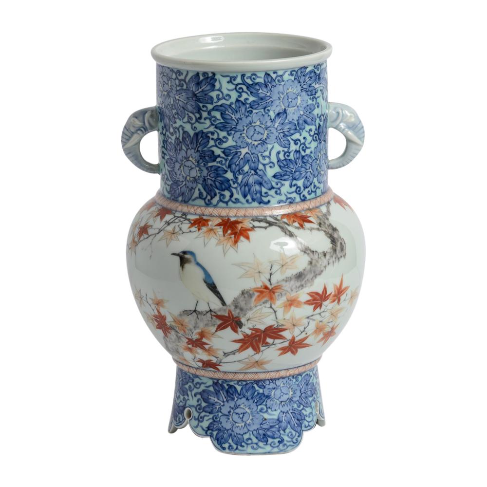 Vase on antique row west palm beach florida for Asian antiques west palm beach