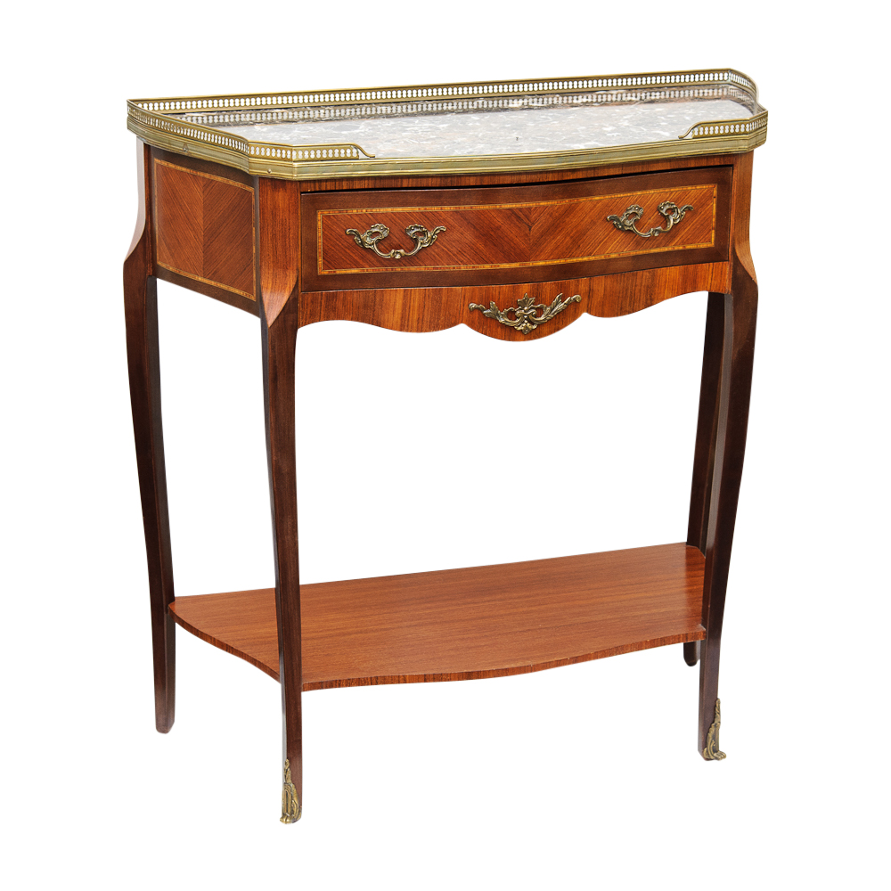 console table on antique row west palm beach florida. Black Bedroom Furniture Sets. Home Design Ideas