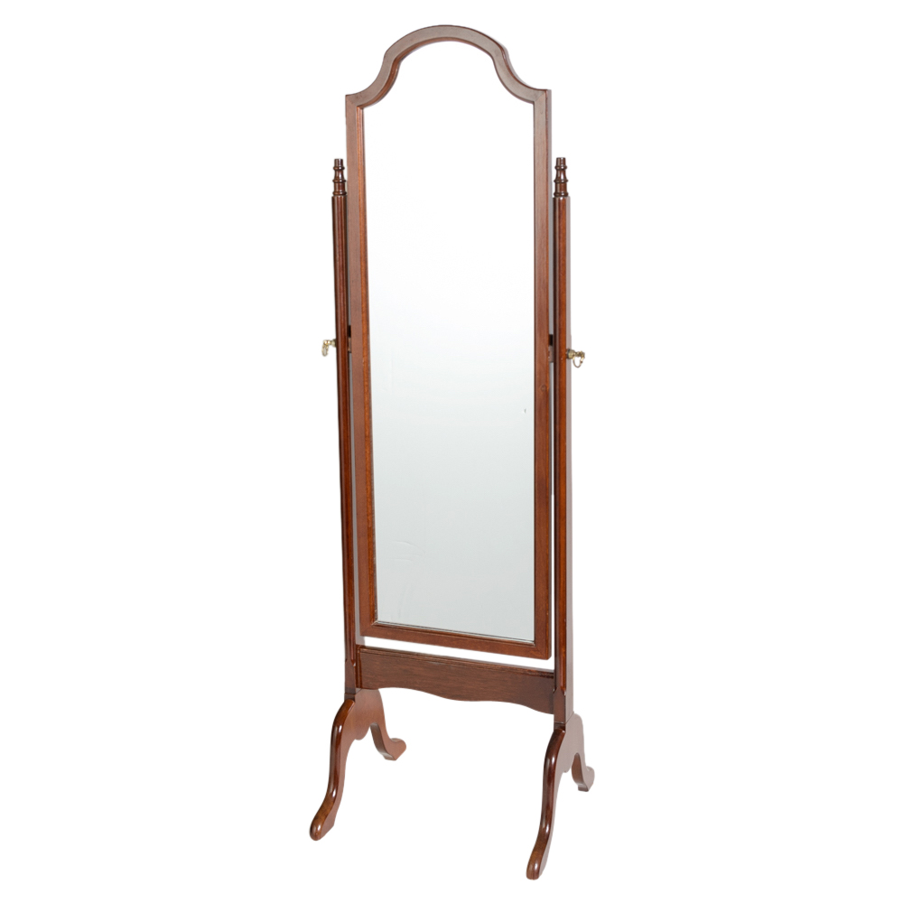 Minature cheval mirror on antique row west palm beach for Cheval mirror
