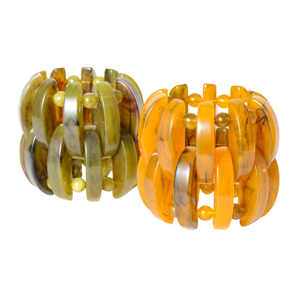 Bakelite Bracelets On Antique Row West Palm Beach