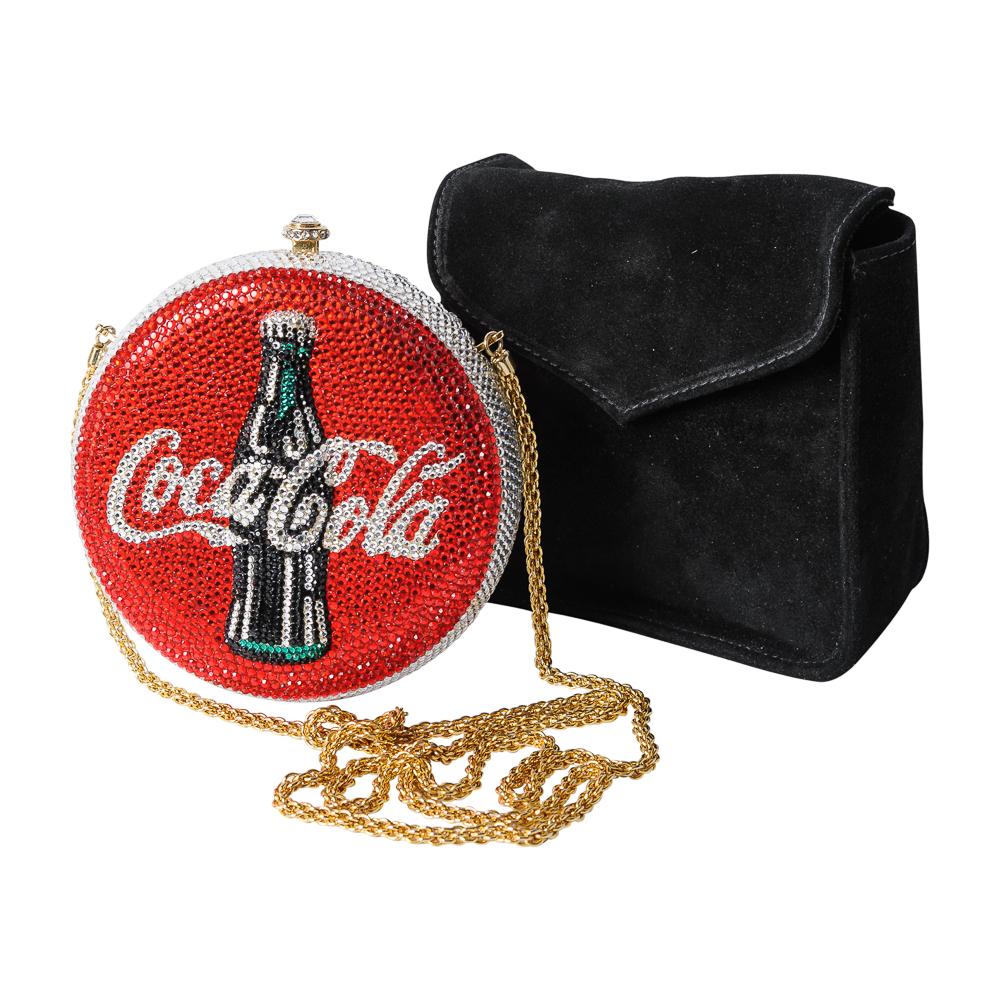 Rare Coca Cola Bottle Cap Minaudiere Purse