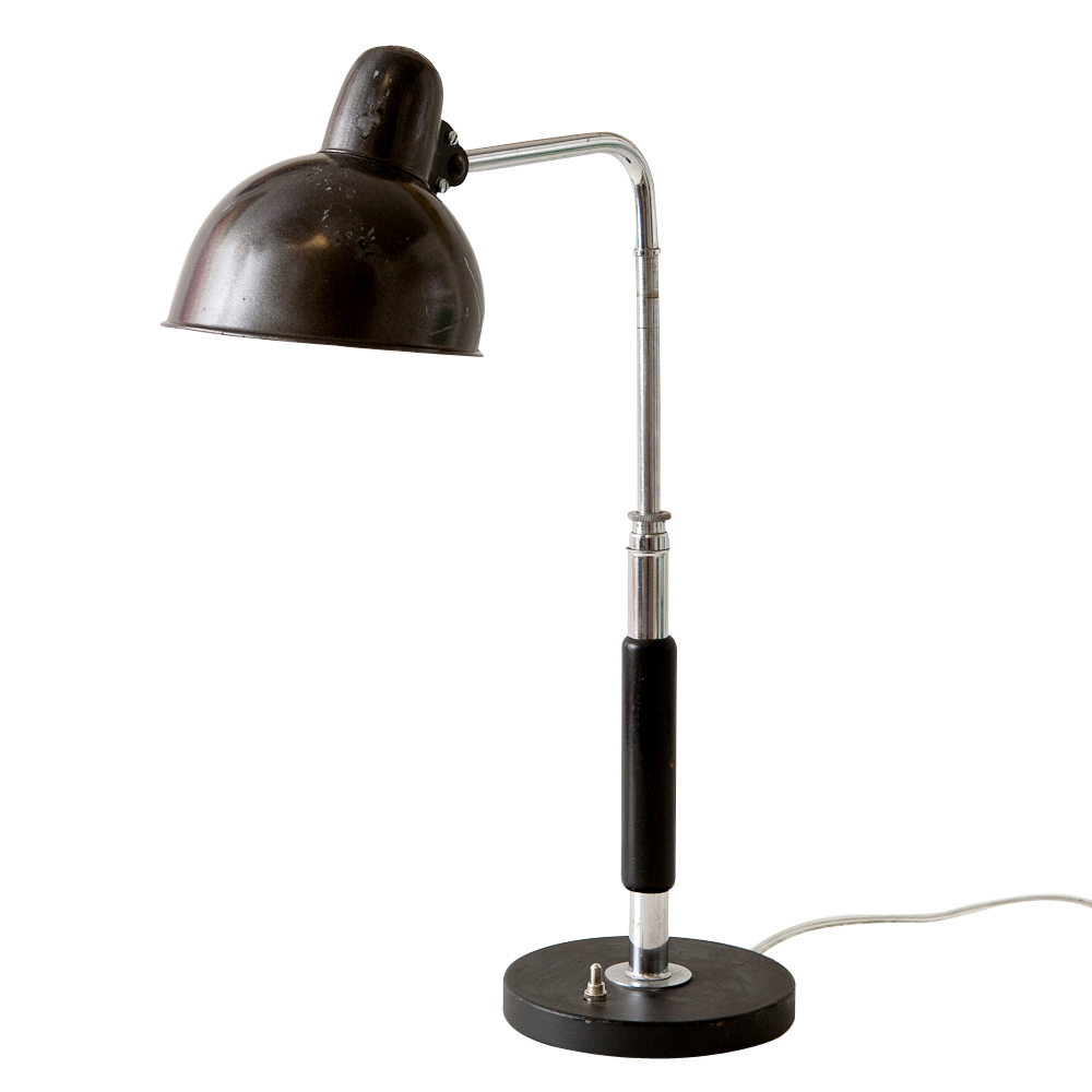 Christian Dell Table Lamp On Antique Row West Palm