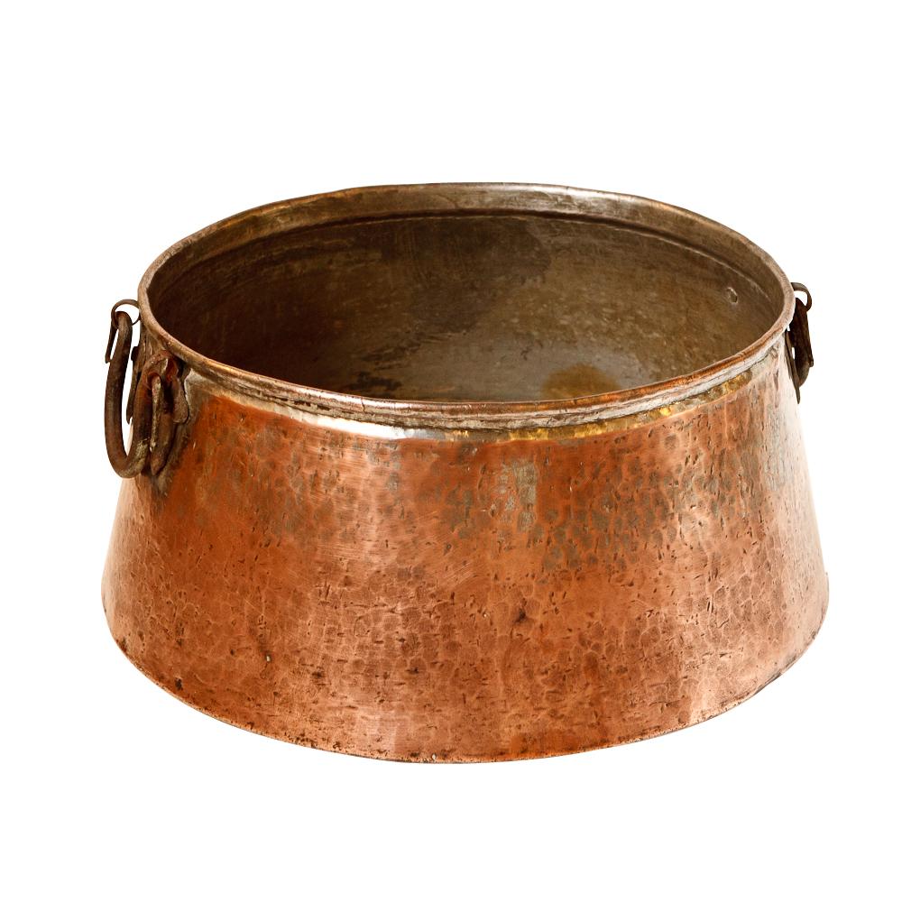 19th Century Copper Pot On Antique Row West Palm Beach