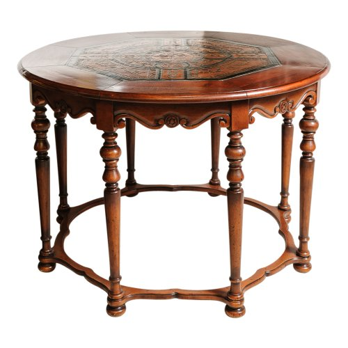 Center table on antique row west palm beach florida for Table 52 west palm beach