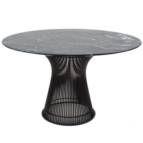 Marble Top Dining Table by Warren Platner On Antique Row  : XXX9025133581969811 from www.onantiquerow.com size 500 x 500 jpeg 23kB