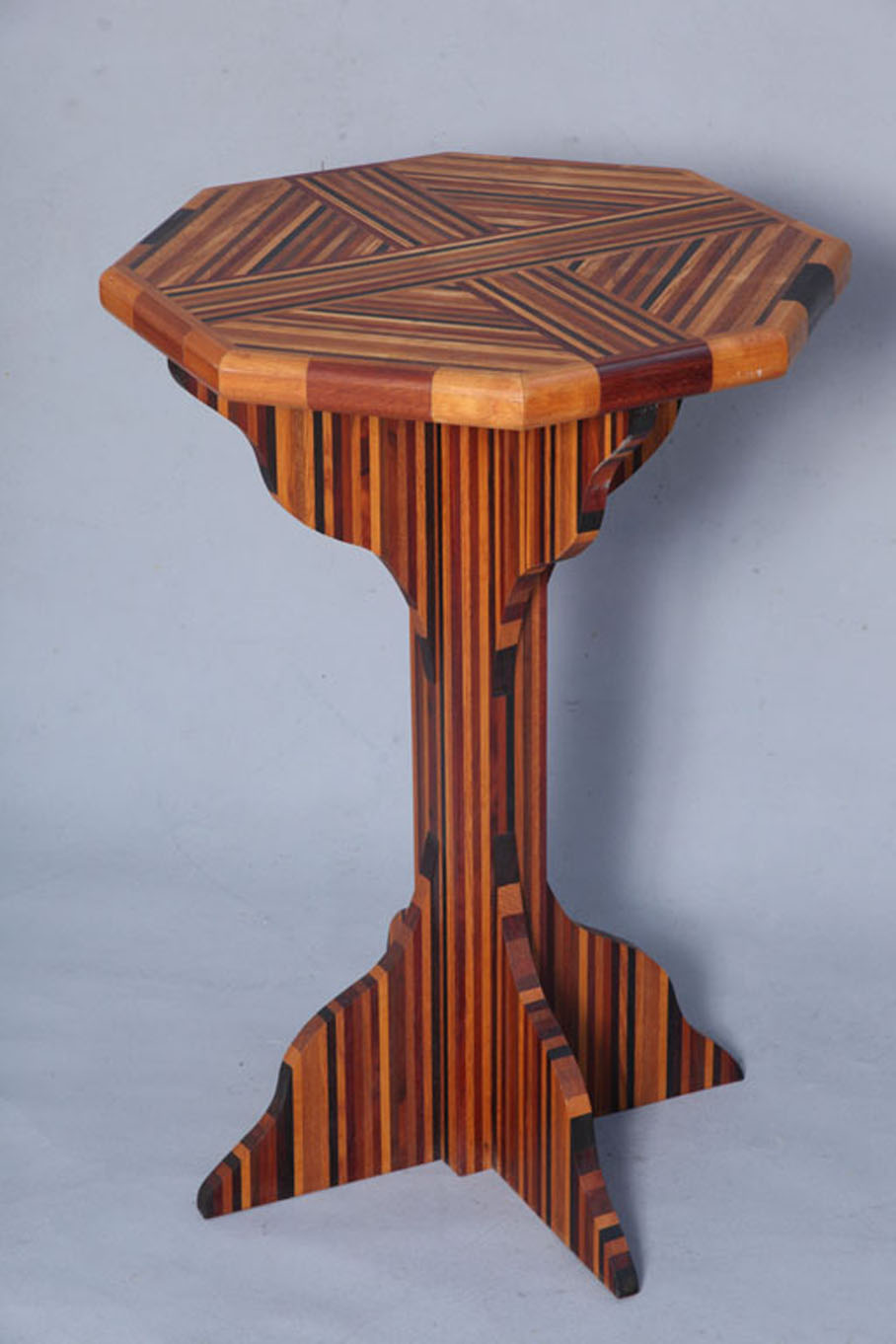 Arts and crafts style occasional table on antique row for Arts and crafts style table