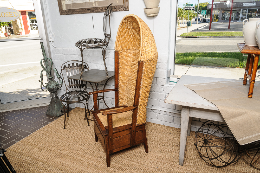 Other Items From This Dealer: On Antique Row - Antique Orkney Chair : On Antique Row - West Palm Beach - Florida