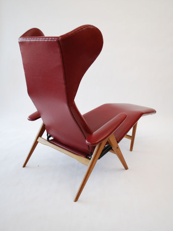 Chase Lounge Chair By H W Klein On Antique Row West