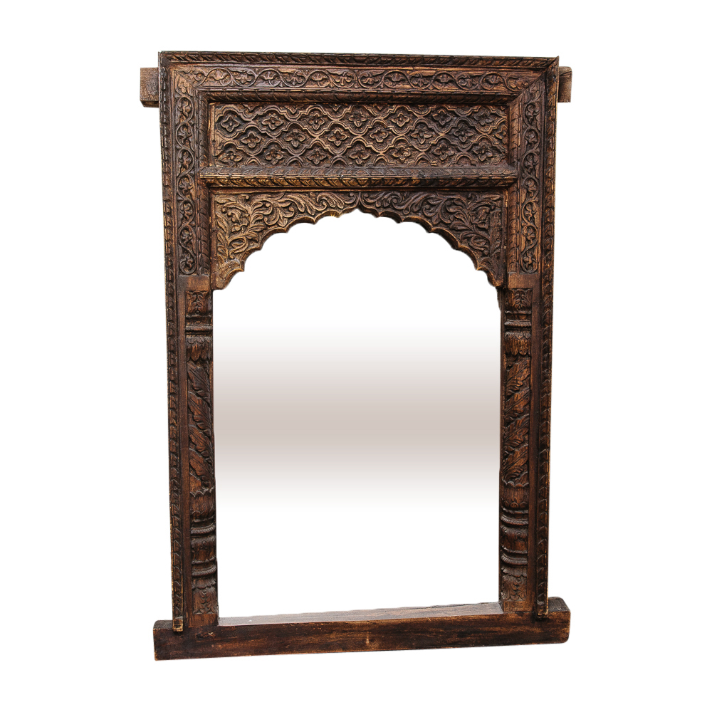 Antique Indian Mirror : On Antique Row - West Palm Beach ...